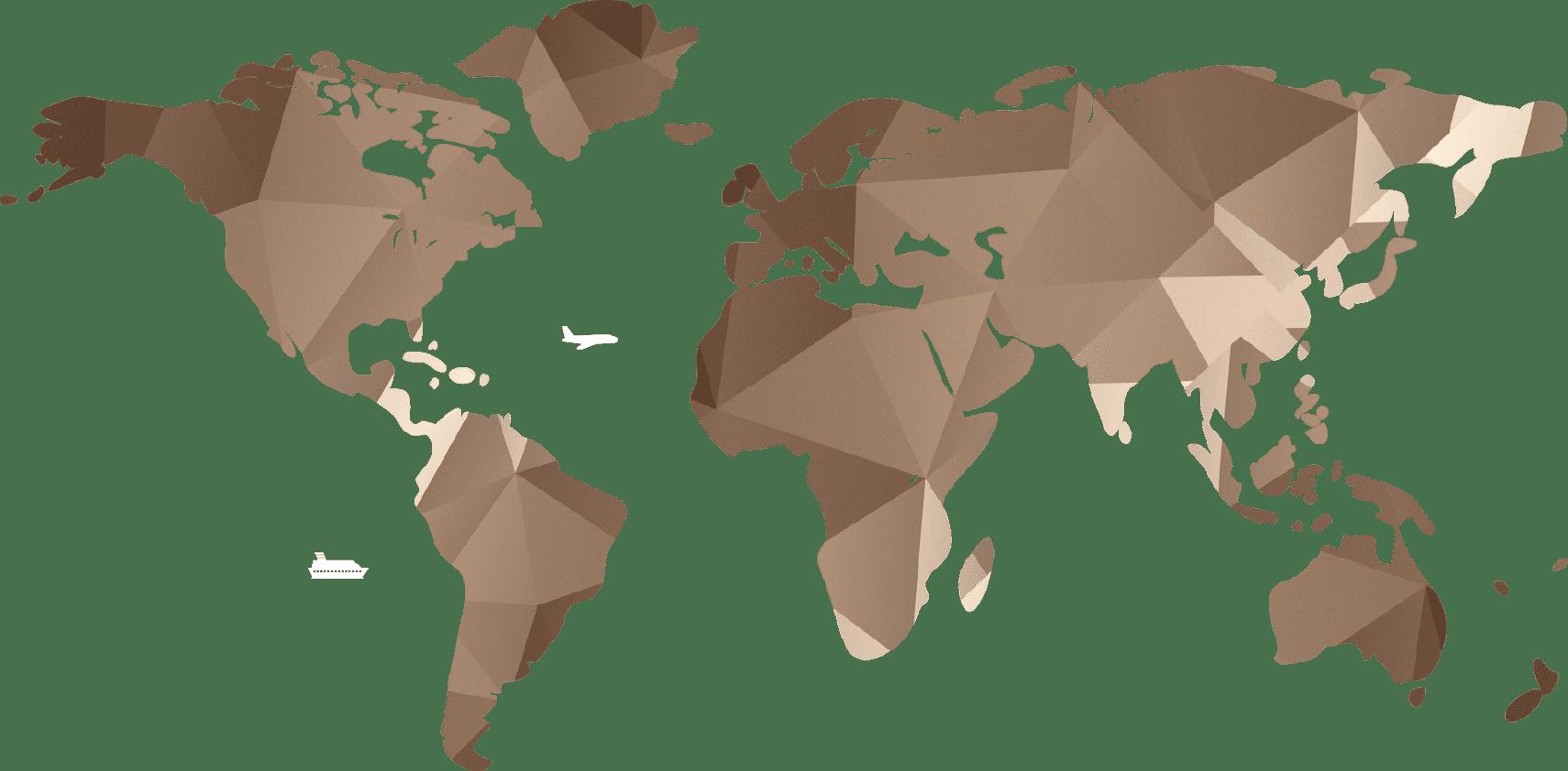 Mapa Totalita
